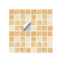 10sheets Mosaic Tile Wall Sticker