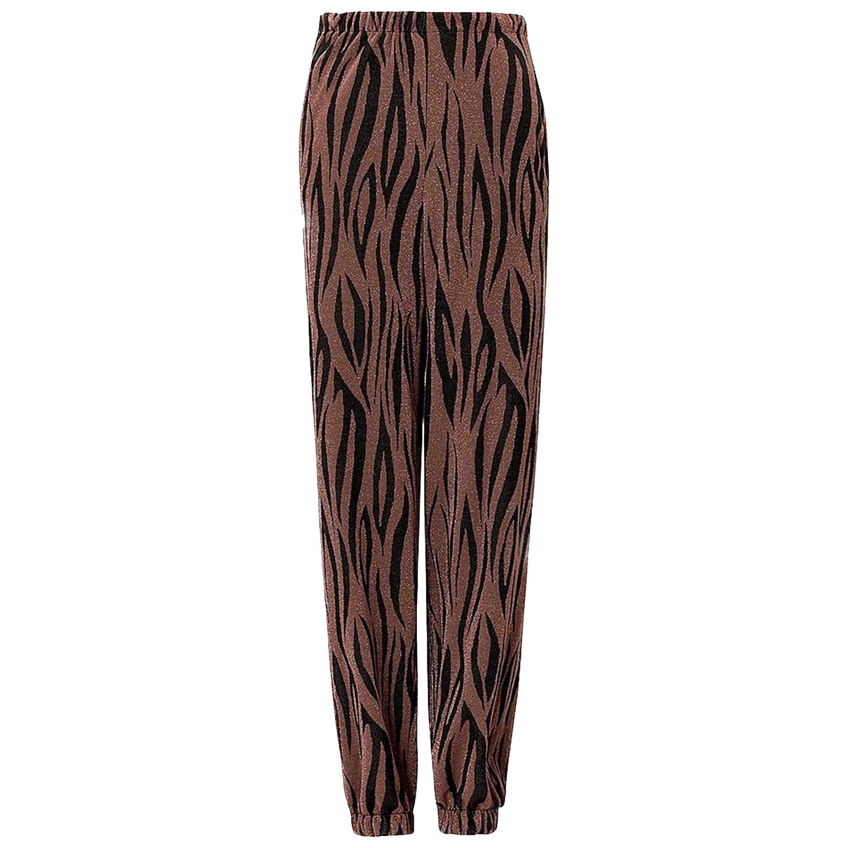 Karen Millen \N Multicolour Trousers for Women XS International