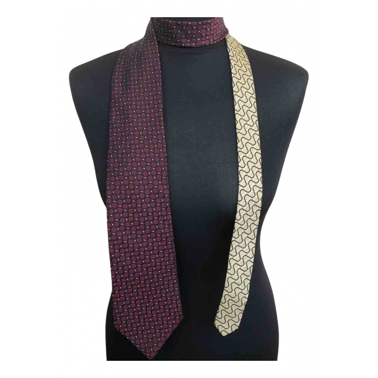 Corbata de Seda Tommy Hilfiger