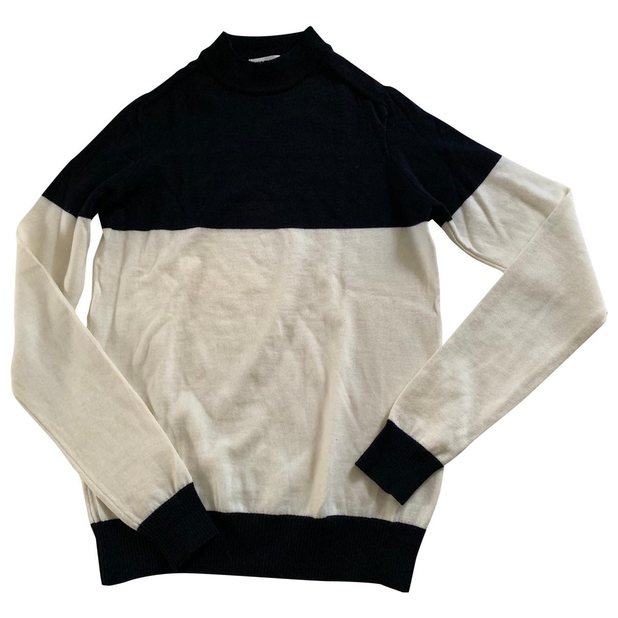 Etienne Deroeux \N Navy Wool Knitwear for Women M International