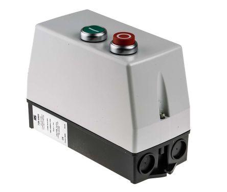 RS PRO 5.5 kW DOL Starter, 230 V ac, 3 Phase, IP65