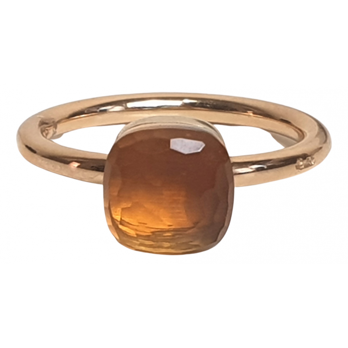Pomellato Nudo Gold Pink gold ring for Women 56 EU