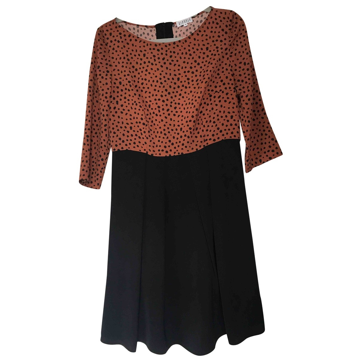Claudie Pierlot \N Kleid in  Bunt Polyester