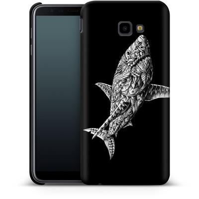 Samsung Galaxy J4 Plus Smartphone Huelle - Great White von BIOWORKZ