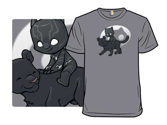 Panther Power T Shirt