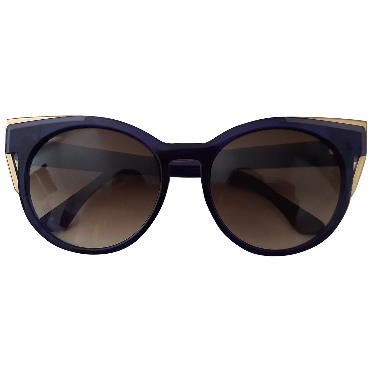 Thierry Lasry \N Blue Sunglasses for Women \N