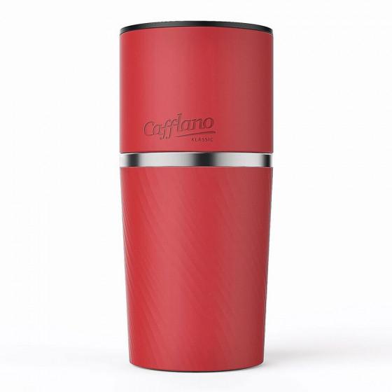"Kaffeebereiter Cafflano ""Klassic Coffee Red"""