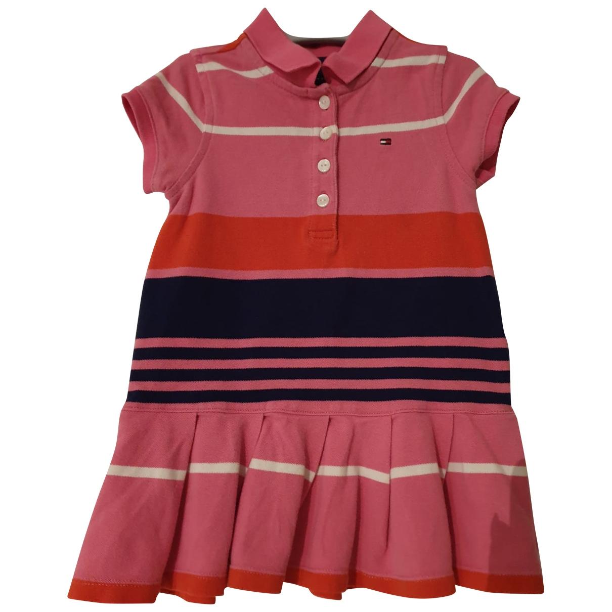 Tommy Hilfiger \N Multicolour Cotton dress for Kids 12 months - up to 74cm FR