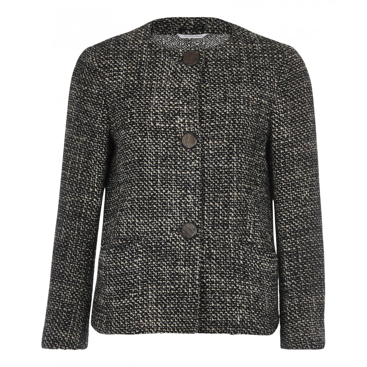 Max Mara N Multicolour Cotton jacket for Women 14 UK