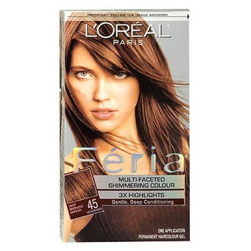 LOreal Feria Haircolour French Roast 1 each by L'oreal
