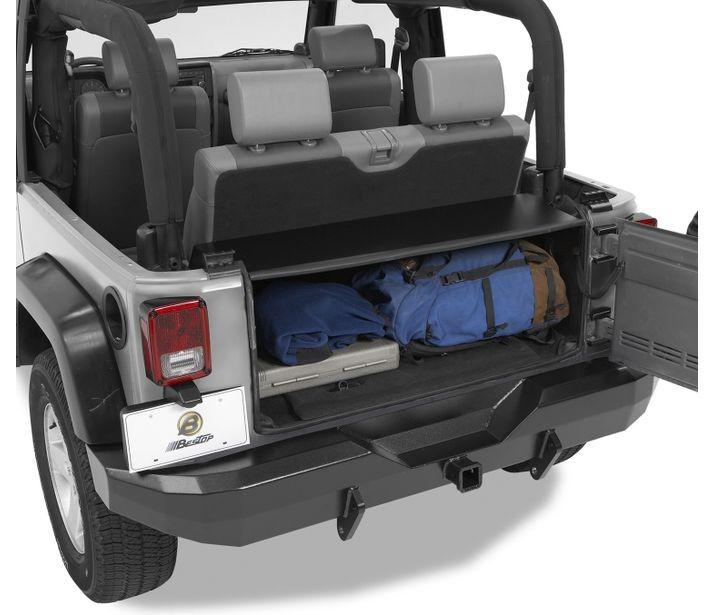 Bestop 42702-01 Instatrunk Modular Kit Jeep Wrangler 2007-2010