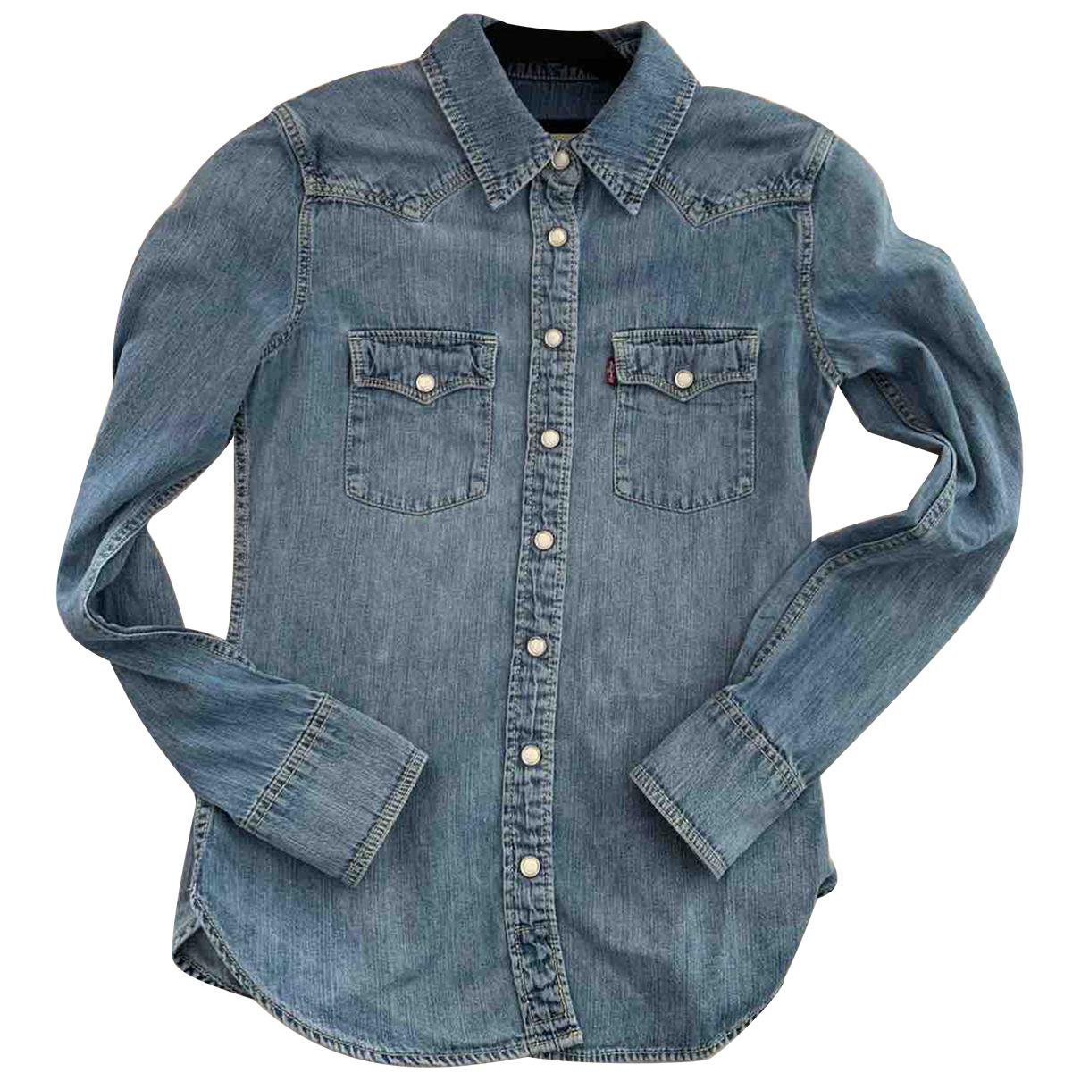Levis - Top   pour femme en coton