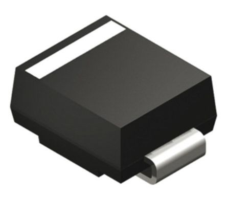 Bourns 400V 3A, Silicon Junction Diode, 2-Pin DO-214AA CD214B-FS3G (5000)