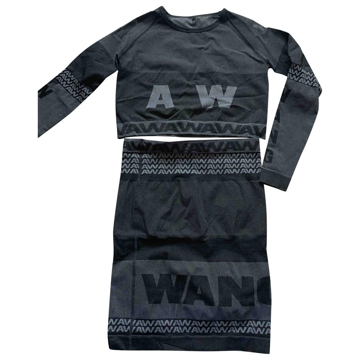 Alexander Wang Pour H&m - Top   pour femme - gris