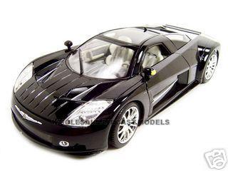 Chrysler Me Four Twelve Black 1/18 Diecast Model Car by Motormax