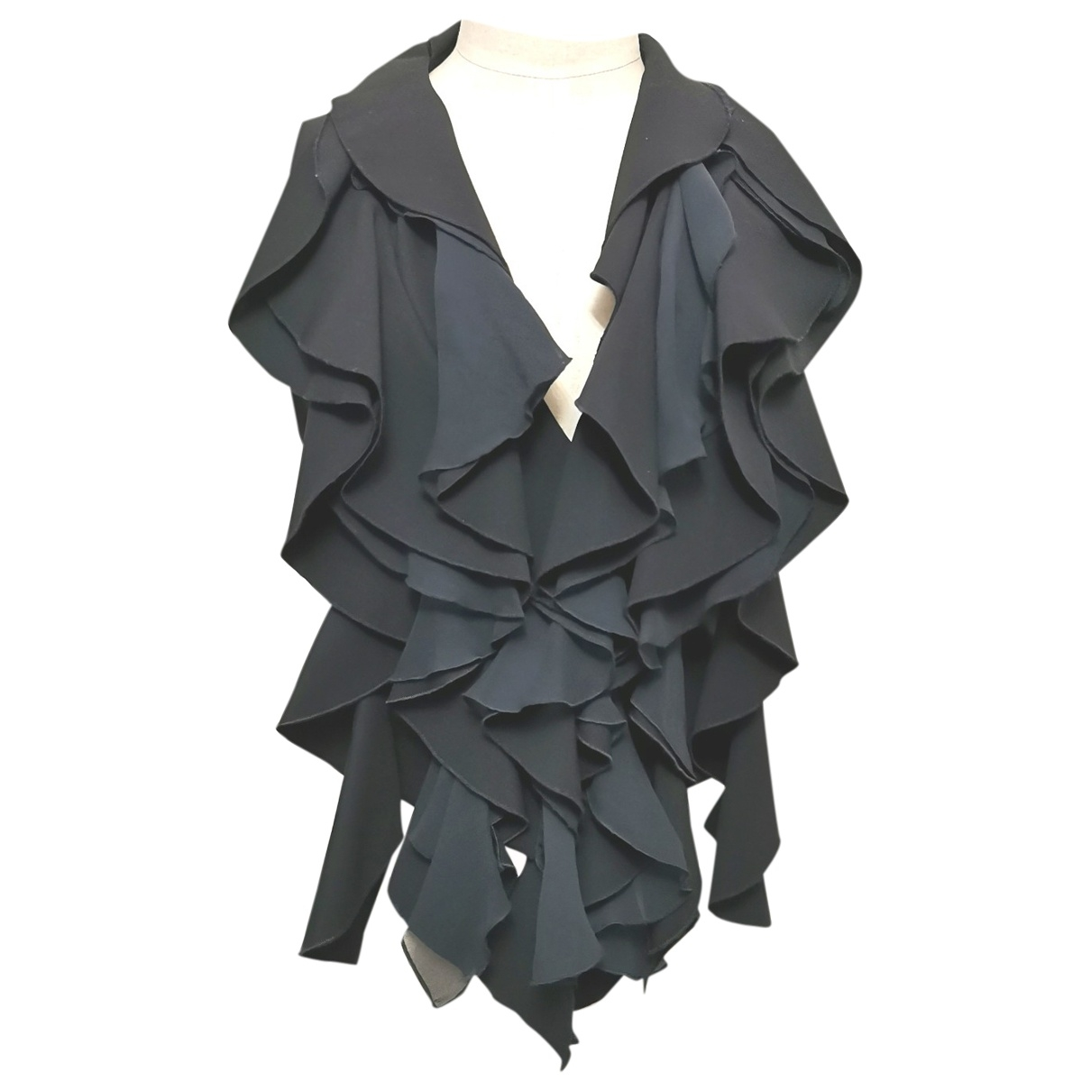 Plein Sud - Pull   pour femme en laine - noir