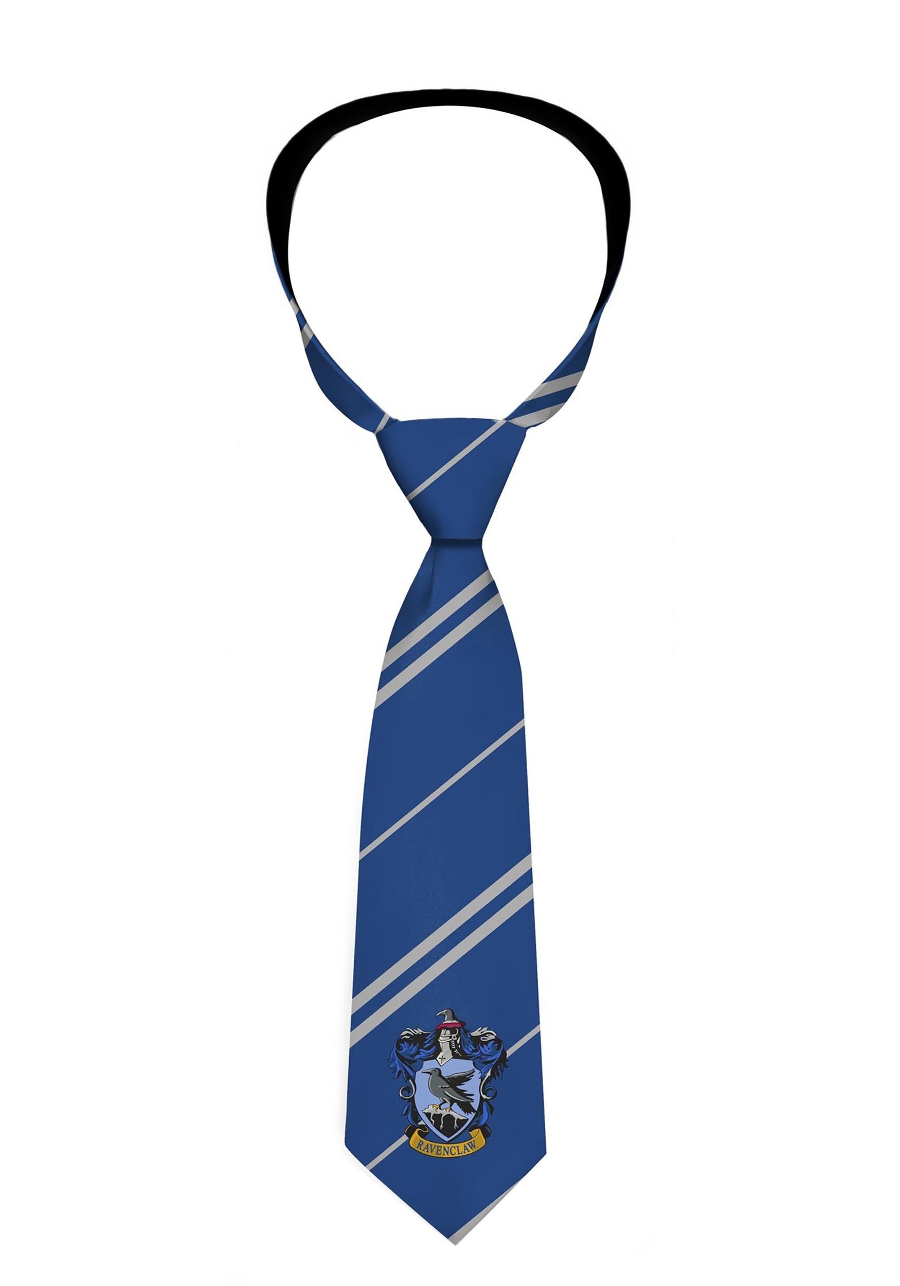 Adult Harry Potter Ravenclaw Necktie