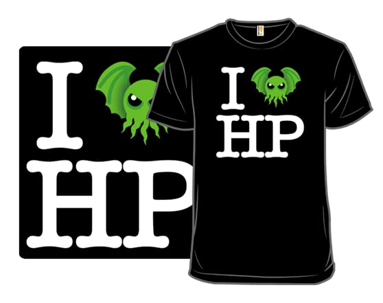 I Love Lovecraft T Shirt