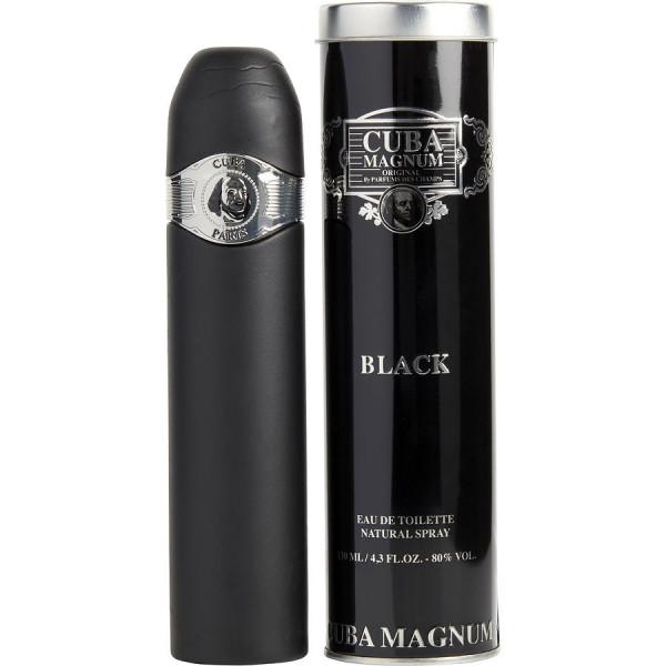 Cuba Magnum Black - Fragluxe Eau de toilette en espray 130 ML