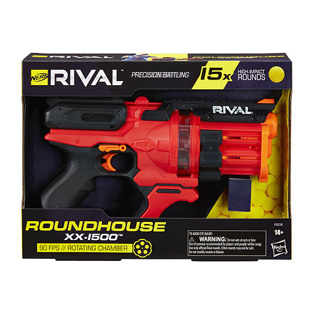 Nerf Rival Athena Xx 1500 Red Blaster, One Size , No Color Family