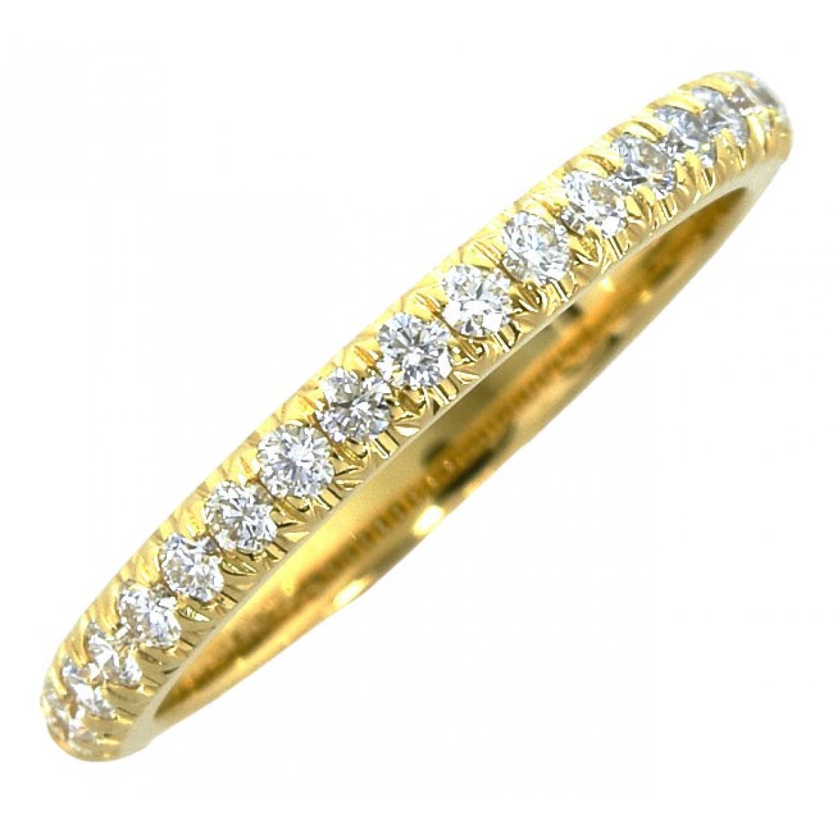 Tiffany & Co \N Gold Yellow gold ring for Women 44 EU