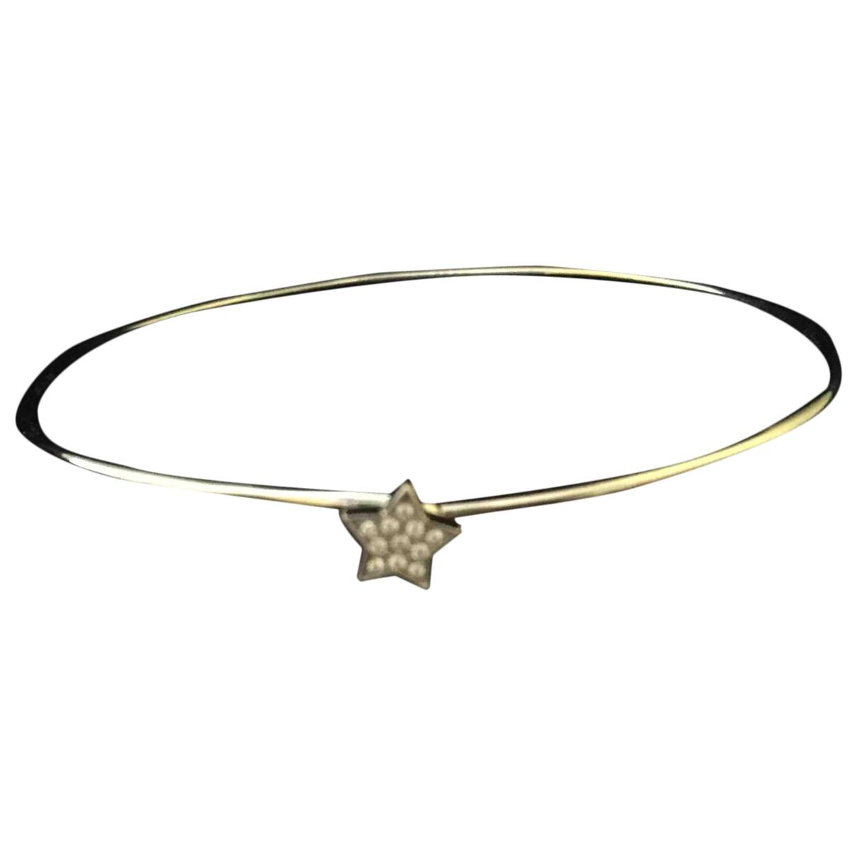 Fred - Bracelet   pour femme en or blanc - argente