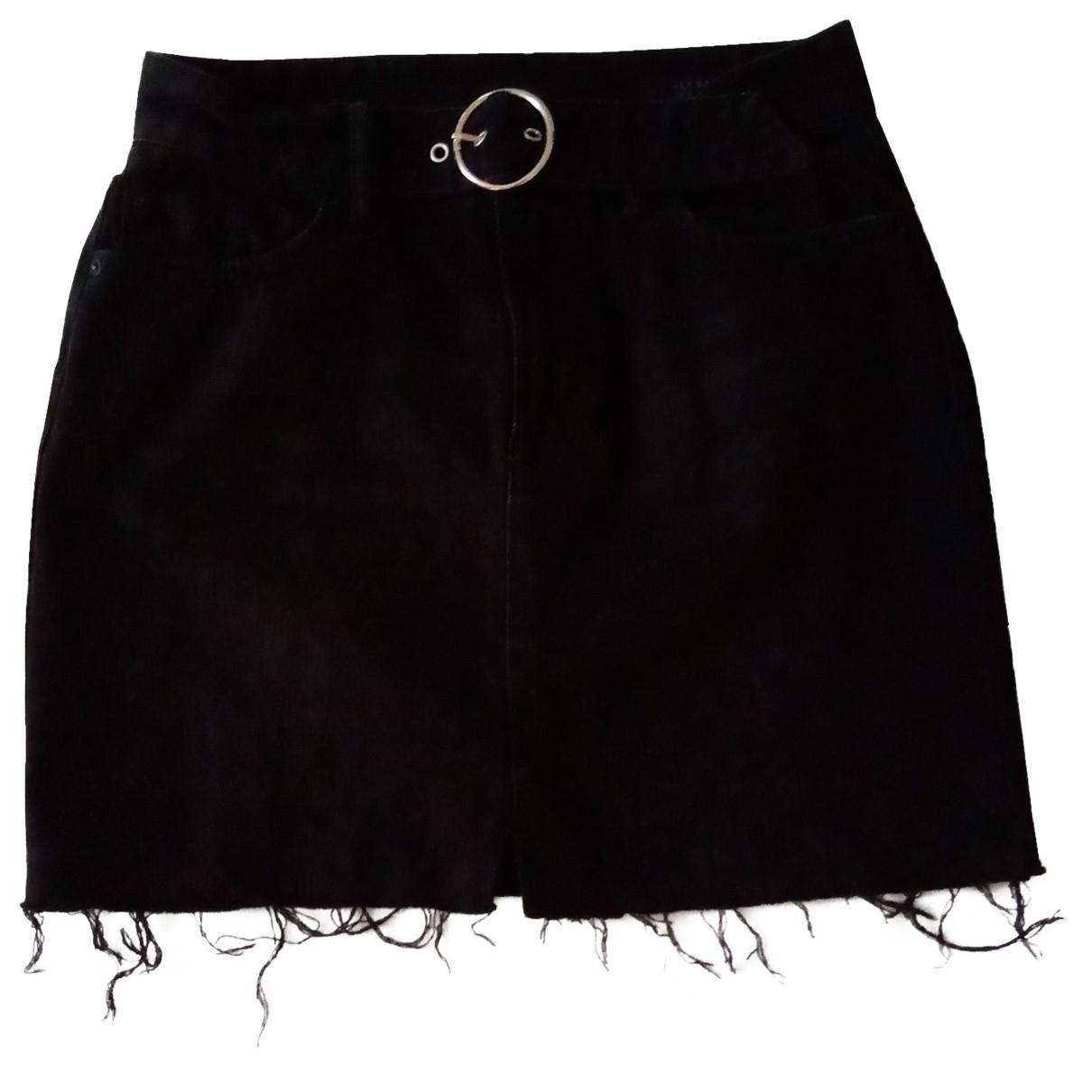 All Saints \N Rocke in  Schwarz Denim - Jeans