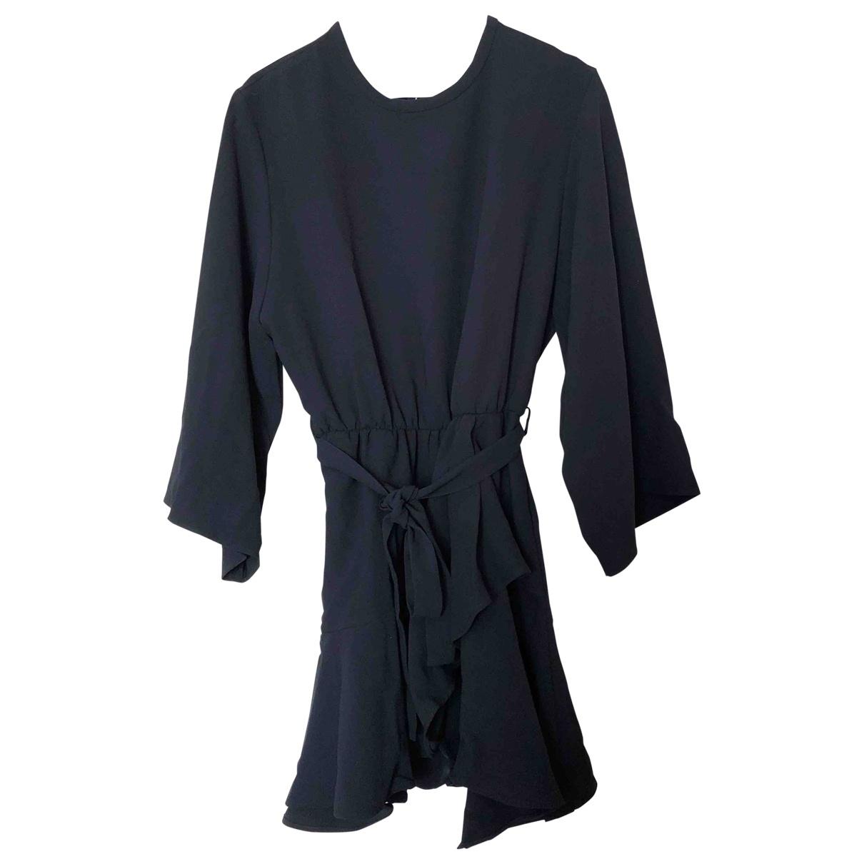 Iro Spring Summer 2019 Kleid in  Schwarz Polyester
