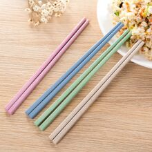 Solid Chopstick Set 4pairs