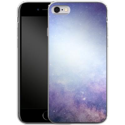 Apple iPhone 6 Silikon Handyhuelle - Star Nebula von caseable Designs