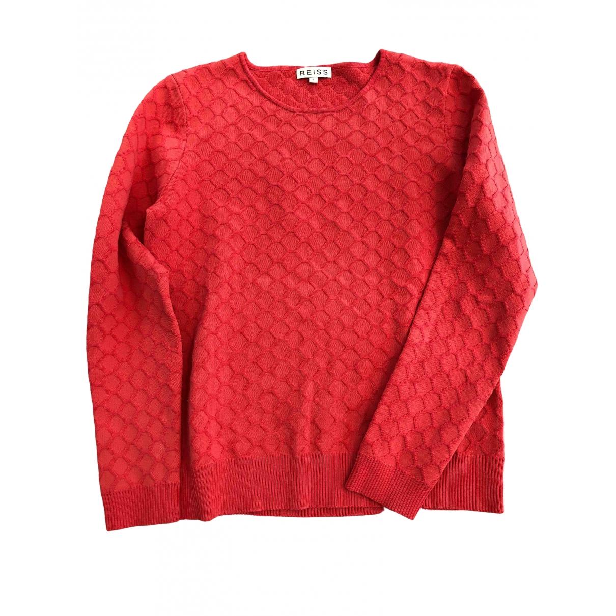 Reiss - Pull   pour femme en coton
