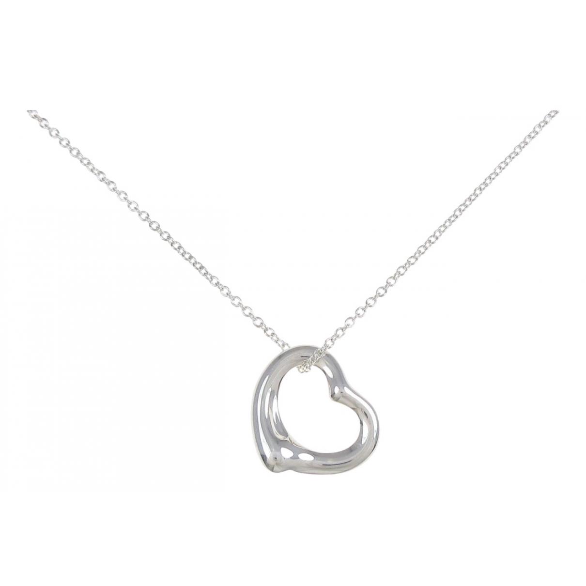 Tiffany & Co \N Kette in  Silber Silber