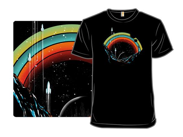 Space Adventures T Shirt