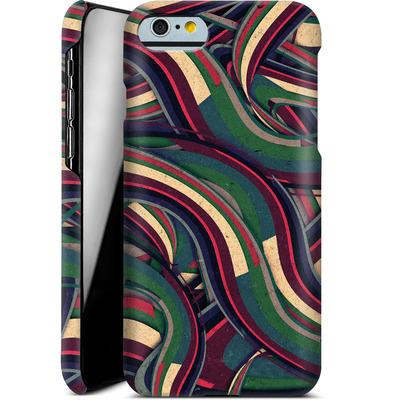Apple iPhone 6 Smartphone Huelle - Swirl Madness von Danny Ivan