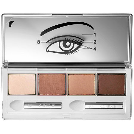 CLINIQUE All About Shadow - Quad, One Size , No Color Family