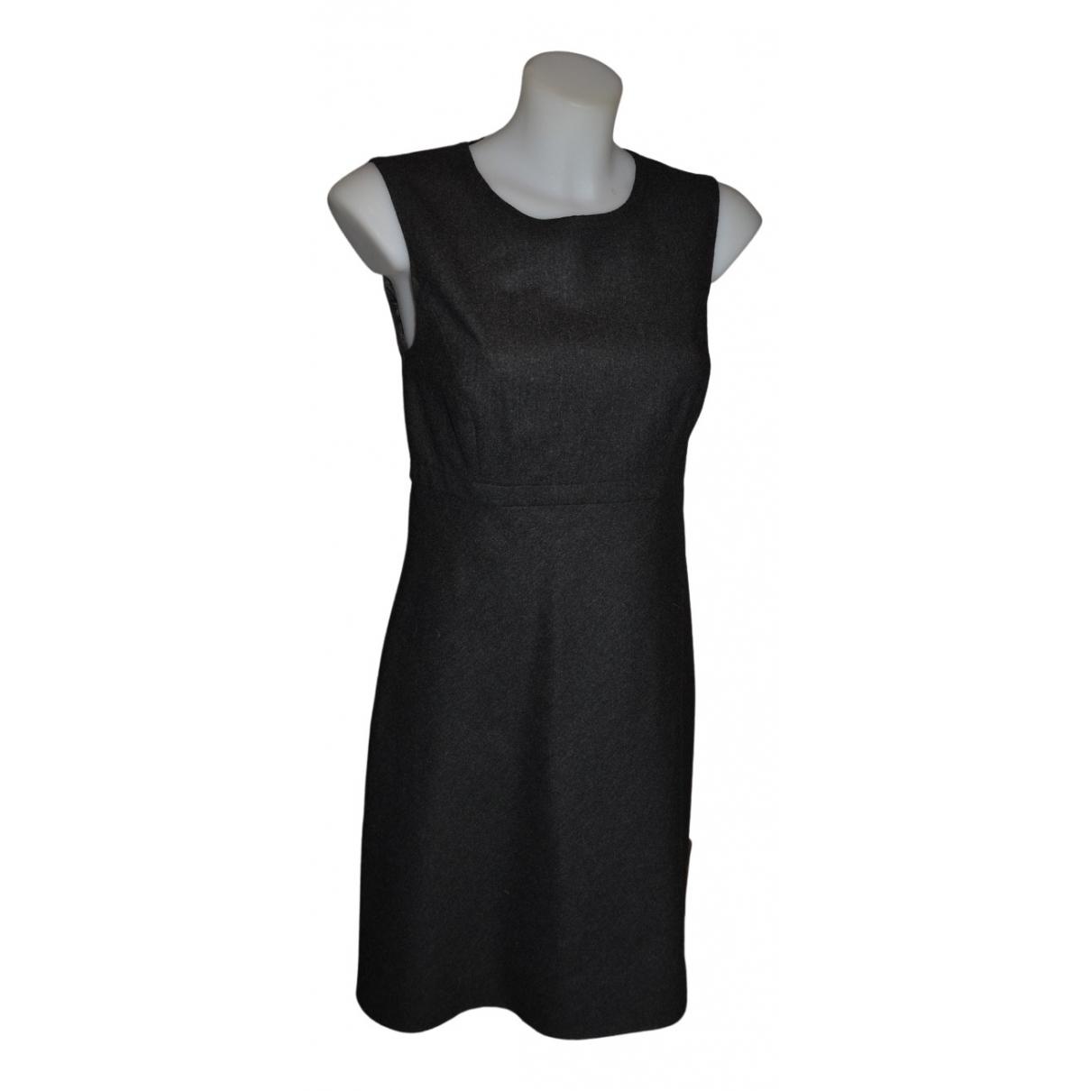 Ralph Lauren Double Rl - Robe   pour femme en cachemire - gris