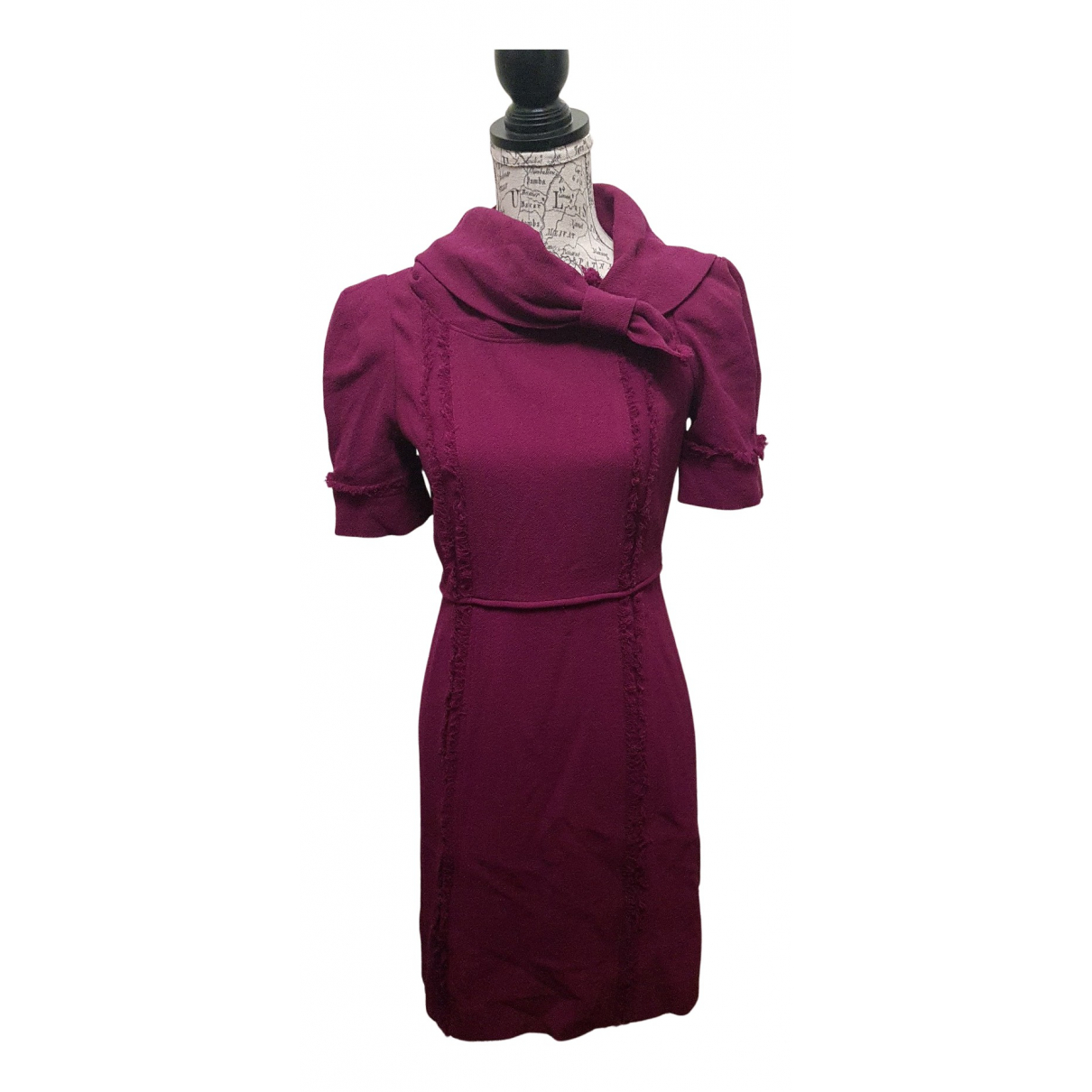 Marc By Marc Jacobs N Pink dress for Women 36 FR