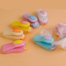 1 Stueck Zufaellige Farbe Mini Lebensmittelversiegelung