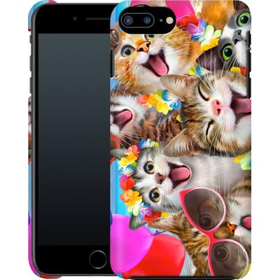 Apple iPhone 7 Plus Smartphone Huelle - Selfie Luau von Howard Robinson