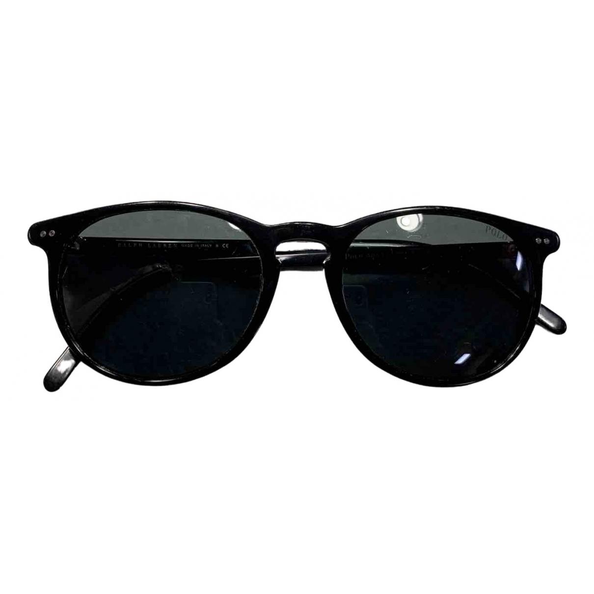 Polo Ralph Lauren \N Black Sunglasses for Women \N