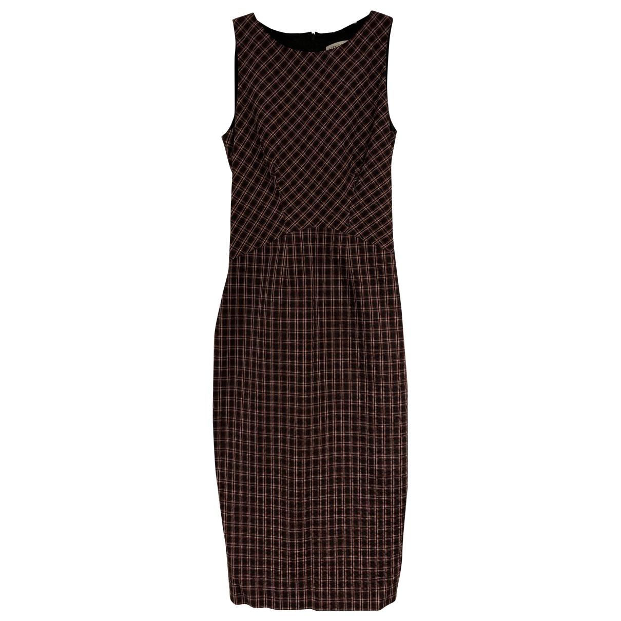 Altuzarra \N Kleid in  Bunt Baumwolle - Elasthan