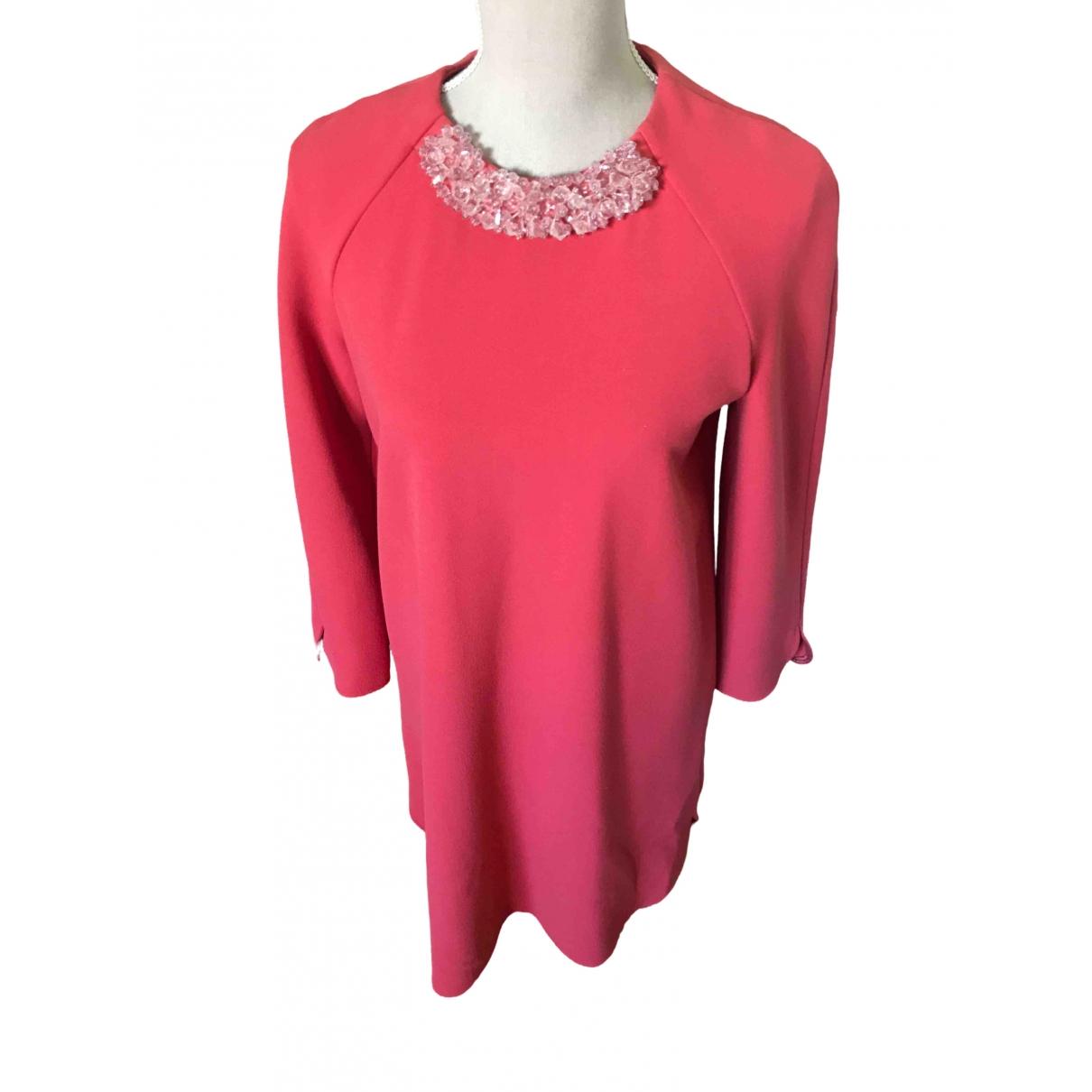 Tara Jarmon \N Pink dress for Women 40 FR
