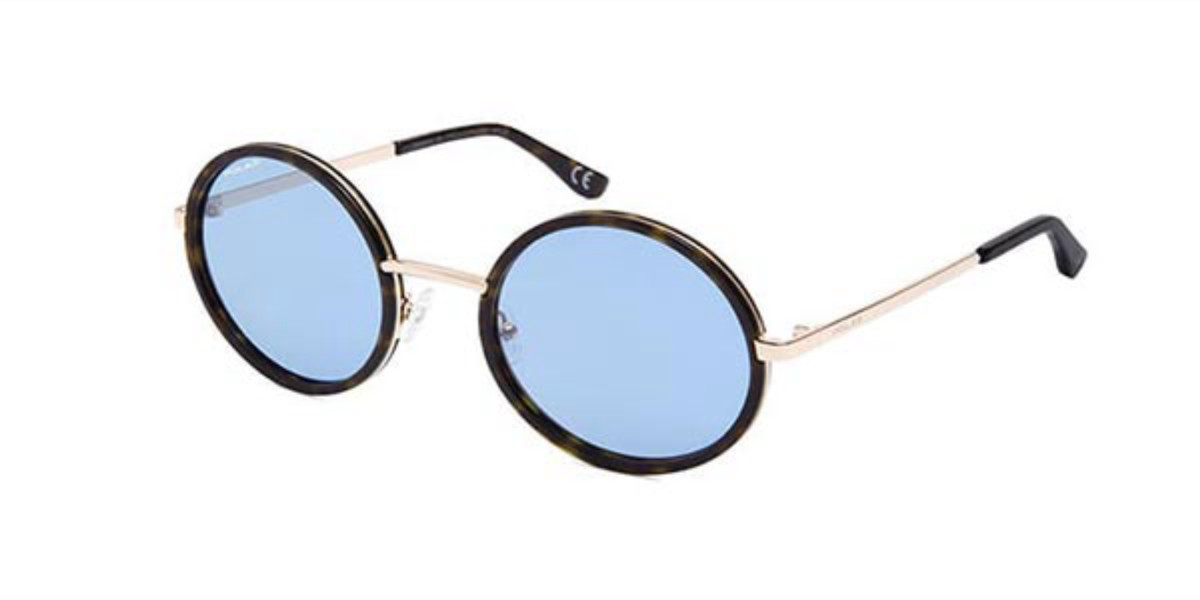 Polar PL NICOLE Polarized 428/a Men's Sunglasses Tortoise Size 52
