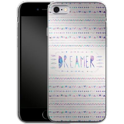 Apple iPhone 6s Silikon Handyhuelle - Dreamer von Bianca Green