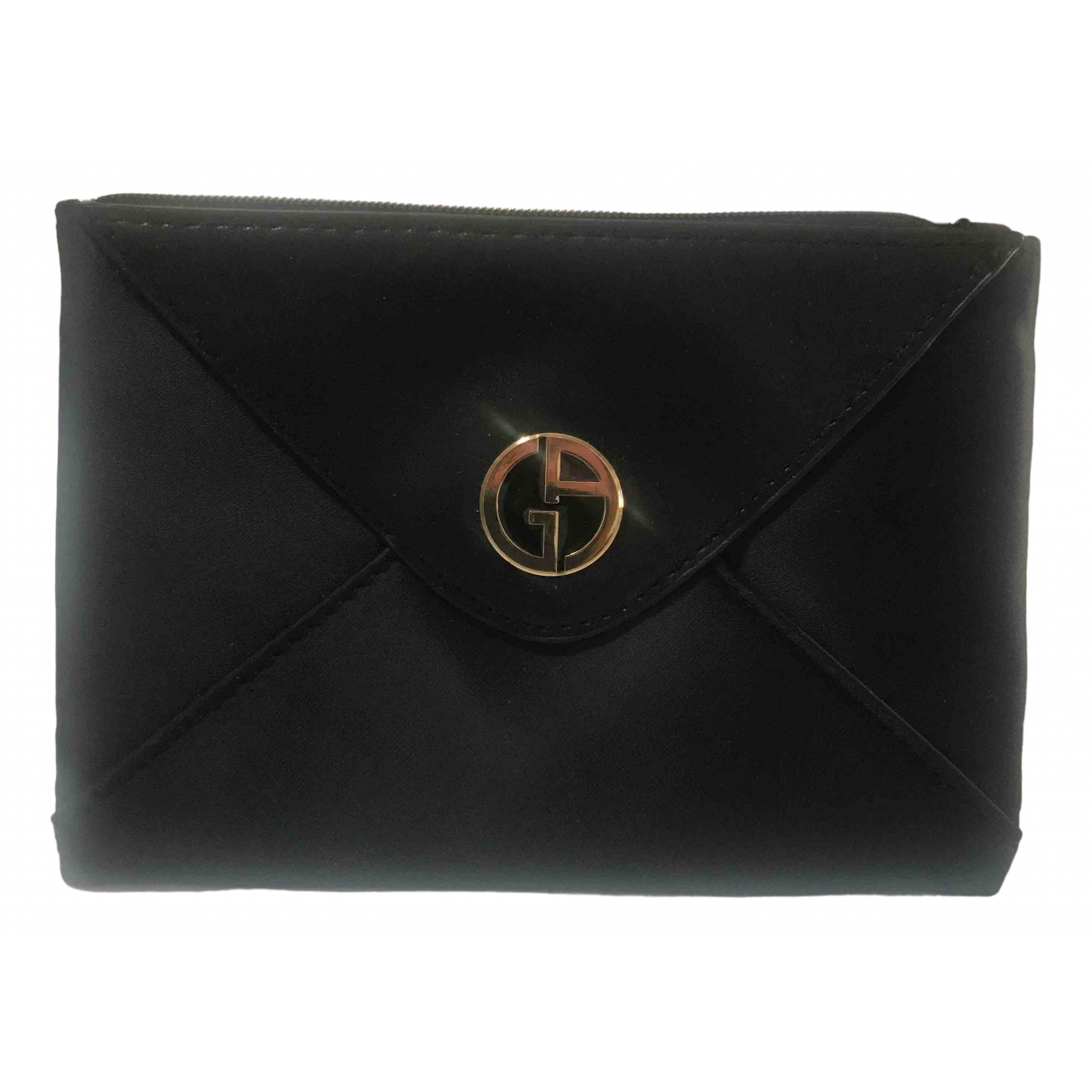 Giorgio Armani \N Black Purses, wallet & cases for Women \N