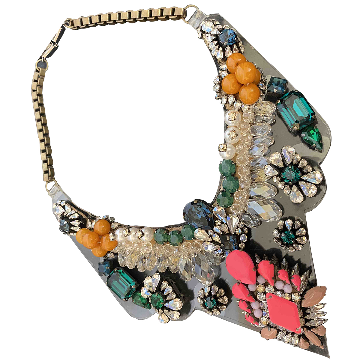 Collar de Cristal Shourouk