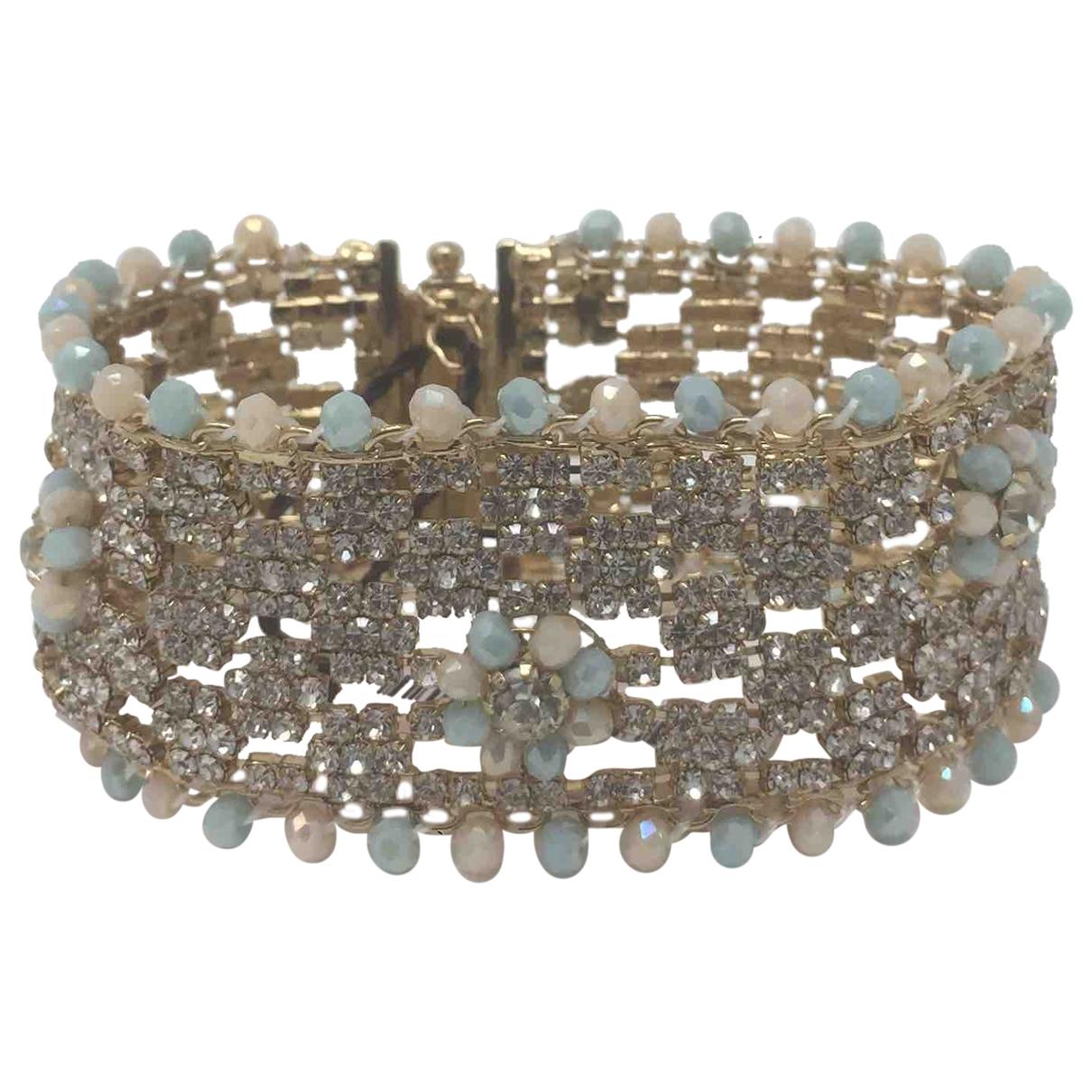 - Bracelet   pour femme en metal - multicolore