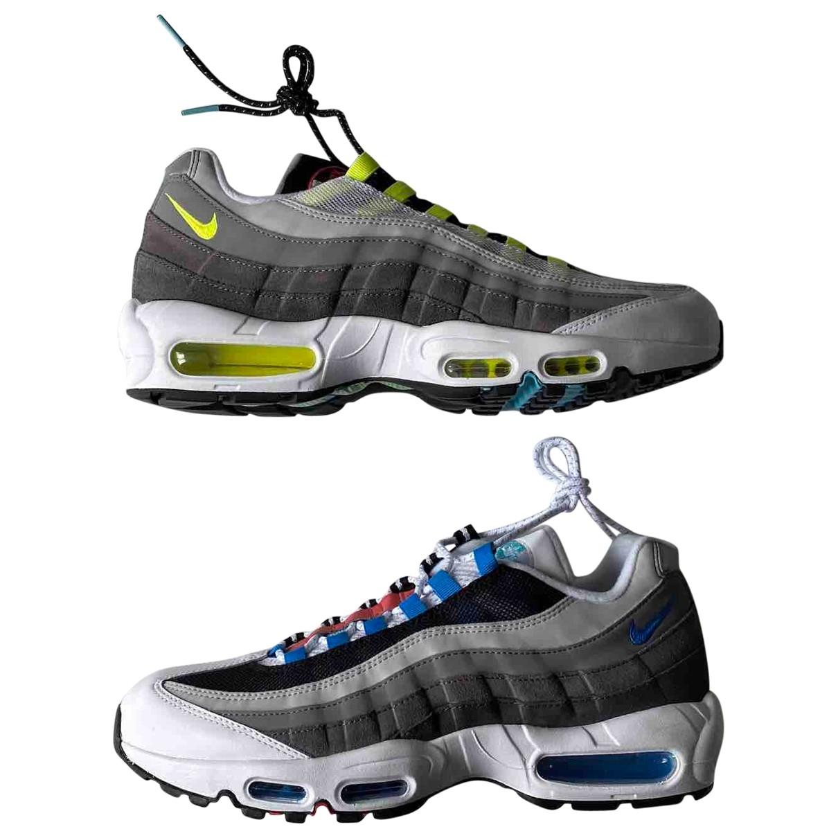 Nike - Baskets Air Max 95 pour homme en cuir