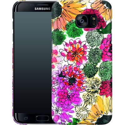 Samsung Galaxy S7 Edge Smartphone Huelle - Fiore Sunshine von Amy Sia