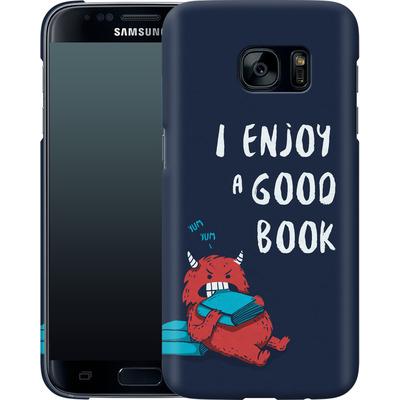 Samsung Galaxy S7 Smartphone Huelle - Good Book von Little Clyde